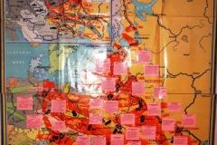 карта боевой путь